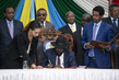 South Sudan President Signs Agreement to Resolve Conflict 1.0