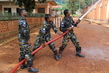 MINUSCA Peacekeepers Assist in Refurbishing Bangui Cathedral 1.0