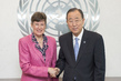 Farewell Call by Former UN Disarmament Head