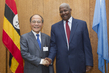 Assembly President Meets Chairman of National Assembly of Viet Nam
