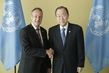 Secretary-General Meets Head of National Council of Switzerland 2.8525615