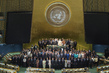 Participants of Fourth World Conference of Speakers of Parliament 1.0