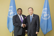Secretary-General Meets IPU Secretary General