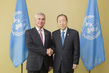 Secretary-General Meets Speaker of Belarusian House of Representatives 1.0