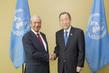 Secretary-General Meets Speaker of Tunisian Parliament 2.850175