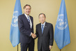 Secretary-General Meets Speaker of Montenegrin Parliament 1.0