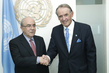 Deputy Secretary-General Meets Head of House of Representatives of Cyprus 1.0