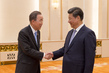 Secretary-General Meets President of China 3.7390065