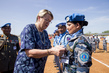 Medal Parade for UNMISS Police Officers 4.22207