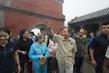 Secretary-General Visits World Heritage Site Mount Taishan 3.7378633