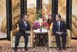 Secretary-General Meets Party Secretary of Jining City 3.7486868