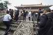 Secretary-General and Mrs. Ban Visit Cemetery of Confucius in China 3.7486868
