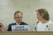 Queen of Belgium Addresses Human Rights Council Panel Discussion 9.12389