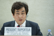 Chair of Working Group on Arbitrary Detention Addresses Human Rights Council 7.1313214