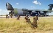 Peacekeeping Troops Arrive in Namibia 5.080081
