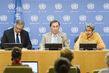 Press Conference on Climate Change and Sustainable Development Agenda 5.7343125
