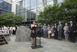 Peace Bell Ceremony in Observance of International Peace Day 0.42791778