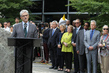 Peace Bell Ceremony in Observance of International Peace Day 0.5135013