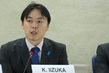 Human Rights Council Discusses Situation in DPRK 7.1664534