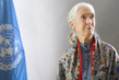 United Nations Messenger of Peace Jane Goodall 7.0001206