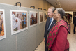 """Exhibit: """"Women Lead the Way as Agents of Peace and Security"""" 0.5135013"""