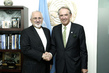 Deputy Secretary-General Meets Foreign Minister of Iran 7.21674