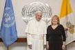 Chef de Cabinet Meets Pope Francis 7.217263