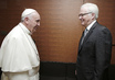 Security Council President Meets Pope Francis 4.184222