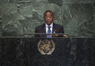 Foreign Minister of Côte d'Ivoire Addresses Summit on Sustainable Development 2.875841