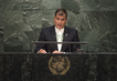 President of Ecuador Addresses Summit on Sustainable Development 0.743435