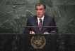 President of Tajikistan Addresses Summit on Sustainable Development 0.743435