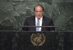 Prime Minister of Pakistan Addresses Summit on Sustainable Development 0.7522898