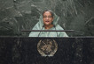 Prime Minister of Bangladesh Addresses Summit on Sustainable Development 0.7522898