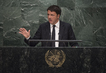 Prime Minister of Italy Addresses Summit on Sustainable Development 0.7522898