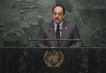 Foreign Minister of Qatar Addresses Summit on Sustainable Development 0.7522898