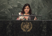 Foreign Minister of Maldives Addresses Summit on Sustainable Development 0.74196553