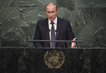 Russian President Addresses General Assembly 1.0