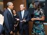 Deputy Secretary-General Meets United States President 1.0