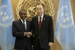 Secretary-General Meets Foreign Minister of Côte d'Ivoire 2.875841
