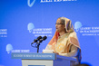 Prime Minister of Bangladesh Addresses Leaders' Summit on Peacekeeping 0.92436886