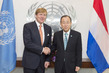 Secretary-General Meets King of Netherlands 2.8530507
