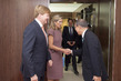 Secretary-General Meets King and Queen of Netherlands 2.8530507