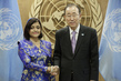 Secretary-General Meets Foreign Minister of Maldives 2.8530507