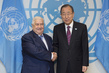 Secretary-General Meets Deputy Prime Minister of Syria 2.8510528