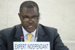 Independent Expert on Human Rights in Somalia Reports to Human Rights Council 7.1664534