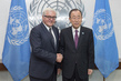 Secretary-General Meets Foreign Minister of Germany 2.8530507