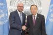 Secretary-General Meets Prime Minister of Belgium 2.8511622