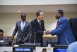 Secretary General Greets Foreign Minister of Congo at the Meeting on Central African Republic 4.5950565