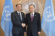 Secretary-General Meets Prime Minister of Slovenia 1.5891409