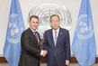 Secretary-General Meets Prime Minister of Former Yugoslav Republic of Macedonia 2.8510528
